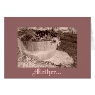 Mère… Carte