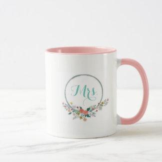 Mère de la tasse de cadeau de jeune mariée !