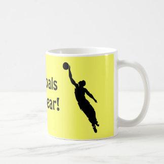 Mes buts sont clairs ! mug