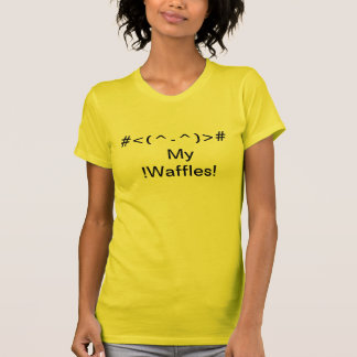 Mes gaufres ! T-shirt