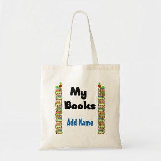Mes livres tote bag