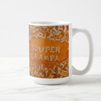Message en ma soupe : Tasse de Grampa