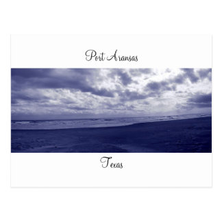Mettez en communication la carte postale d'Aransas