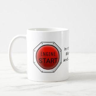Mettez en marche votre moteur mug