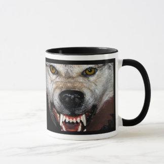Meute de loups mug