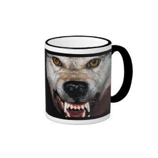 Meute de loups tasse à café