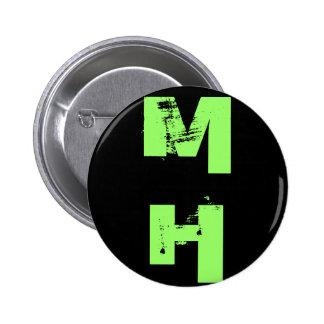 MH RONDE BUTTON 5,7 CM