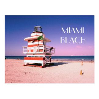 Miami Beach #01 Carte Postale
