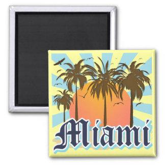Miami Beach la Floride FLA Aimant