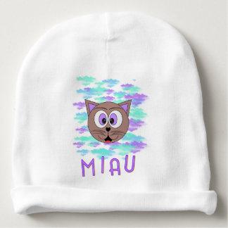 Miau fofurinha bonnet pour bébé