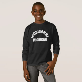 Michigamme Michigan T-shirt