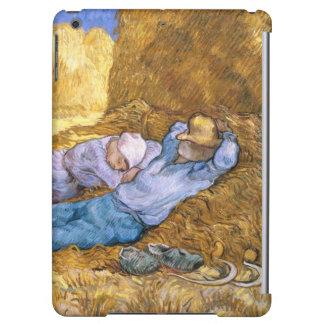 Midi de Vincent van Gogh |, la sièste, après