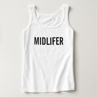 Midlifer (débardeur 3) débardeur