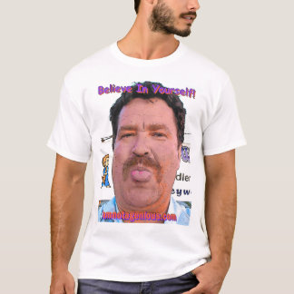 Mikey croient en vous-même le T-shirt de bande