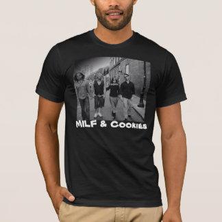 MILF et T-shirt de biscuits