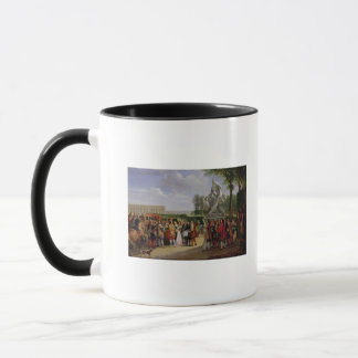 Milo de Louis XIV Puget consacrant 'de Mug