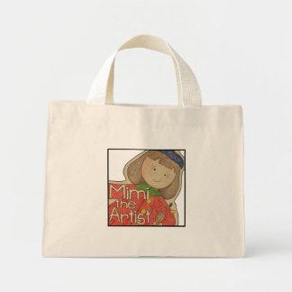 Mimi le mini sac fourre-tout à artiste