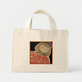 Mimi le sac fourre-tout à artiste