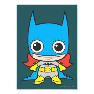 Mini Batgirl Kaart