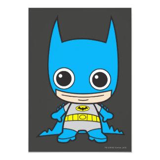 Mini Batman 12,7x17,8 Uitnodiging Kaart