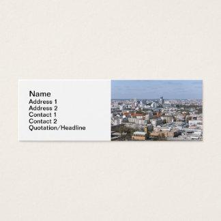 Mini Carte De Visite Berlin