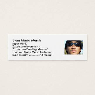 Mini Carte De Visite Marais d'Evan Mario, portée m…