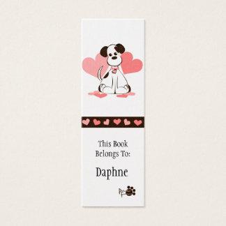 Mini Carte De Visite Signet de Daphne