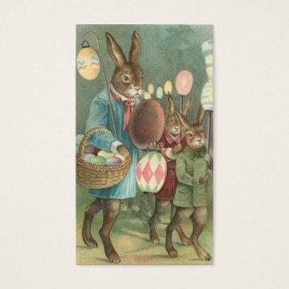 Mini cartes de voeux vintages de griffonnage de