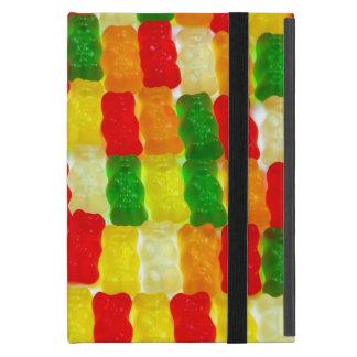 Mini cas de gummi d'ours d'ipad coloré de sucrerie coque iPad mini