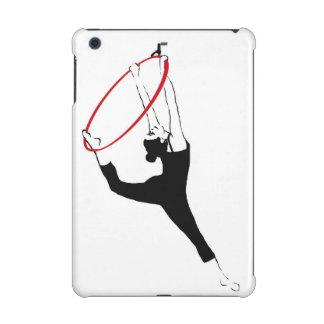 Mini cas d'iPad aérien de danse -- Cercle/Lyra