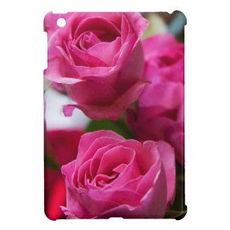 mini cas d'iPad - roses roses Coque iPad Mini