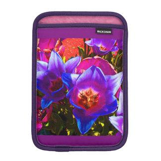 Mini cas d'iPad vertical floral d'imaginaire Housses Pour iPad Mini