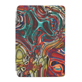 mini couverture intelligente d'ipad abstrait protection iPad mini