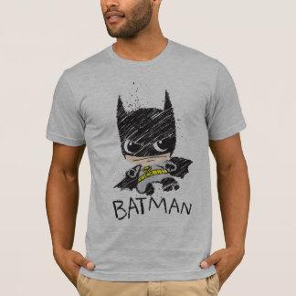 Mini croquis classique de Batman T-shirt