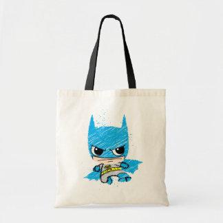 Mini croquis de Batman Sac En Toile Budget
