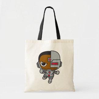 Mini cyborg sac en toile budget
