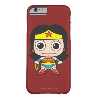 Mini femme de merveille coque iPhone 6 barely there