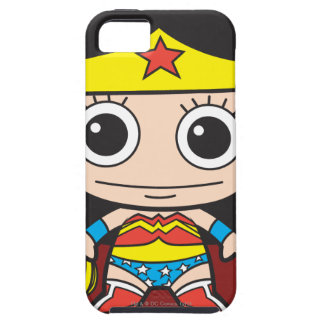 Mini femme de merveille iPhone 5 case