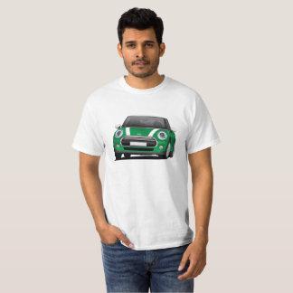 Mini illustration de tonnelier de trappe, vert - t-shirt