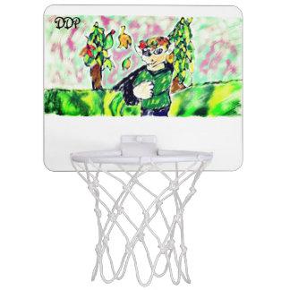 Mini-panier De Basket Art deux d'Elf