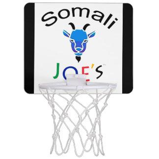 Mini-panier De Basket But bleu de Mini-Basket-ball de chèvre de Billy de