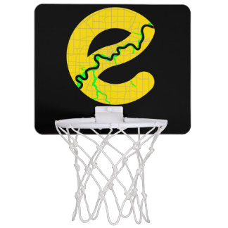 Mini-panier De Basket Carte de filet de basket-ball d'Edmonton