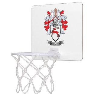 Mini-panier De Basket Manteau de McCarthy des bras
