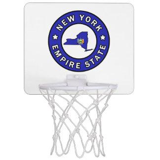 Mini-panier De Basket New York