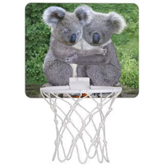 Mini-panier De Basket Ours de koala de bébé Huggies