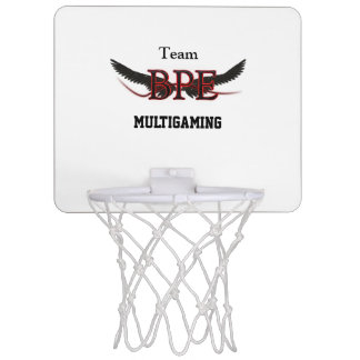 Mini-panier De Basket panier basket logo Bpe