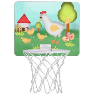Mini-panier De Basket Poussins