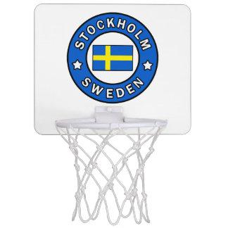 Mini-panier De Basket Stockholm Suède