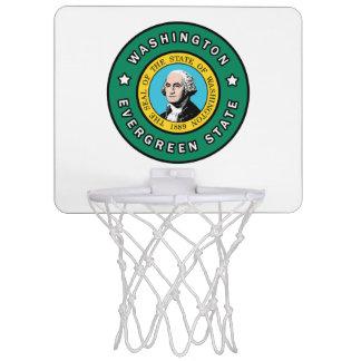 Mini-panier De Basket Washington