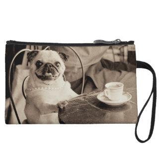 Mini-pochette Carlin de café